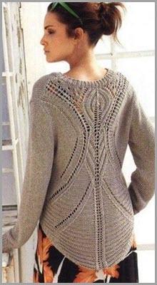 Шикарный свитер