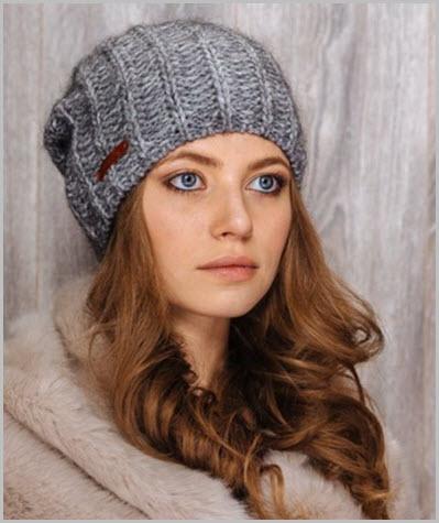 стильные вязаные шапки Metelica Onlineru