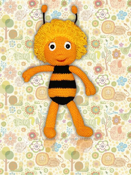 Смешная пчела