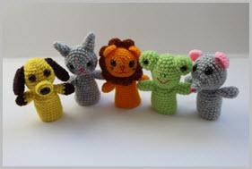 пальчиковые игрушки Metelica Onlineru