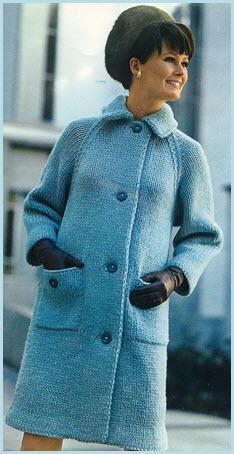 Пальто с карманами2