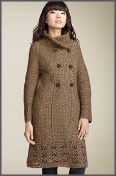 Коричневое пальто3
