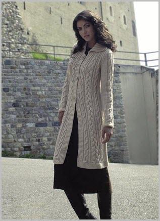 Белое пальто3