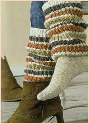 Модные носки