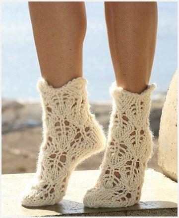 Плотные носки