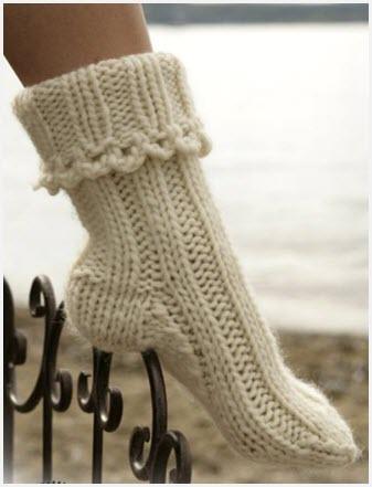 Комфортные носки