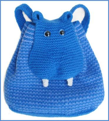 Детская сумка рюкзак