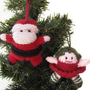 Игрушка Санта Клаус