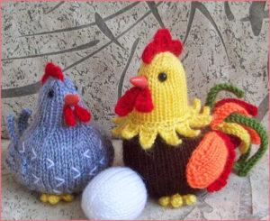 Петух,курица и яйцо
