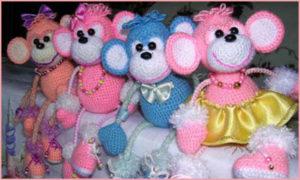 Сувениры обезьянки