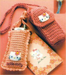 На фото симпатичные чехлы для телефона