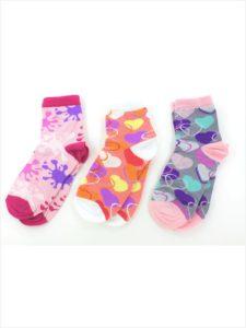 Яркие цветные носки