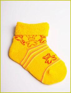 Детские носки со зверушками