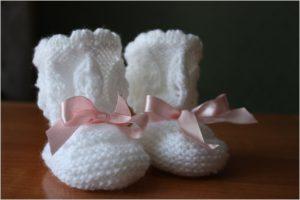 Детские носки-пинетки