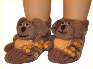 Детские носки с мышатами