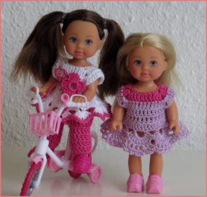 Куклы в одежде