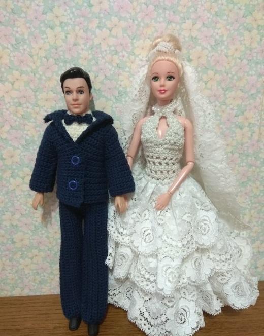 Одежда для Кена и Барби11