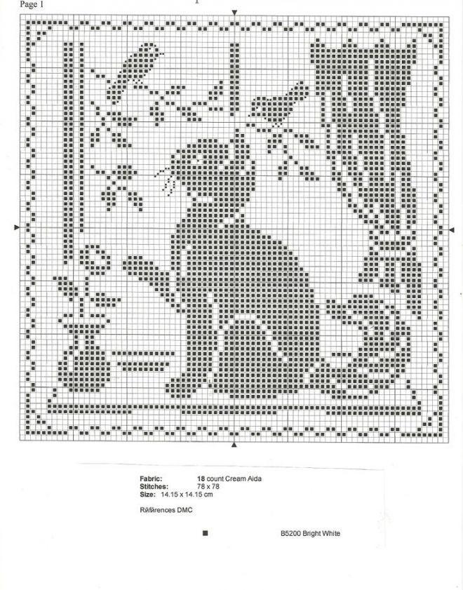 Картина с кошкой