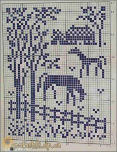 Картина кони