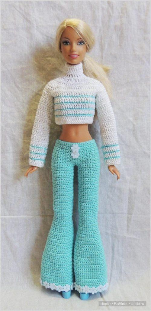 Модная Барби3