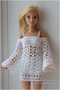Кукла Барби на пляже2
