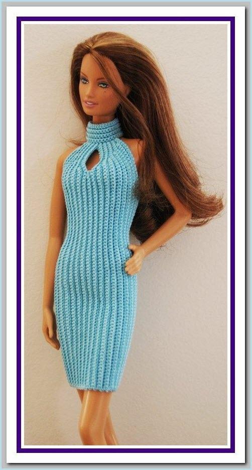 Платье для Барби3