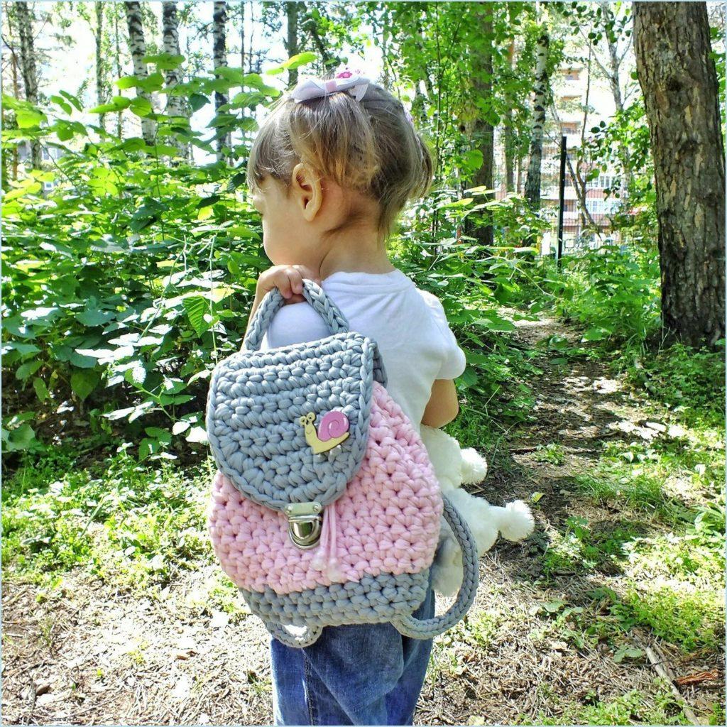 Розовый рюкзак2