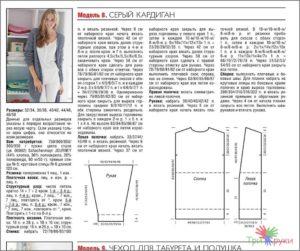 Модный кардиган5