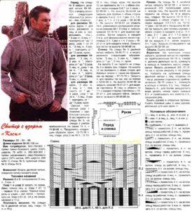Мужской свитер4