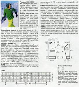 Зелёный свитер6