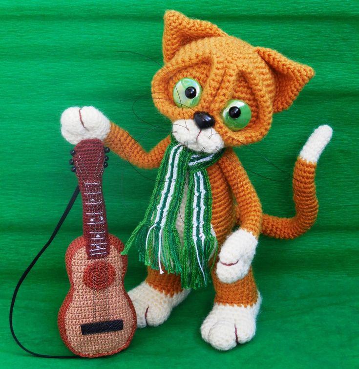 Рыжий кот 3