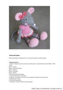 Крыса балерина