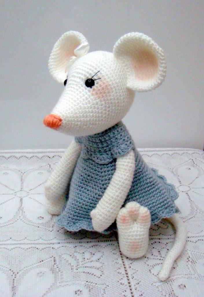 Белая крыса4