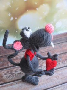 Серая крыса2