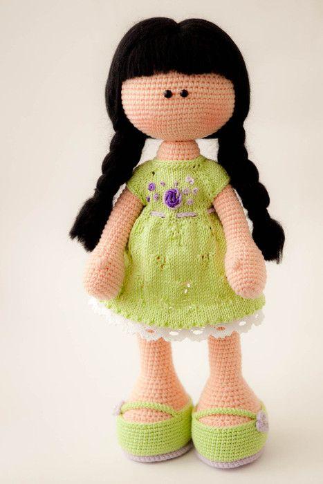 Кукла Большеножка5