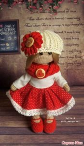 Красивая кукла7