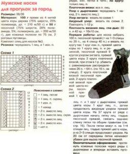 Удобные носки