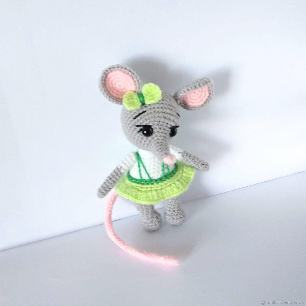 Красивая мышка12