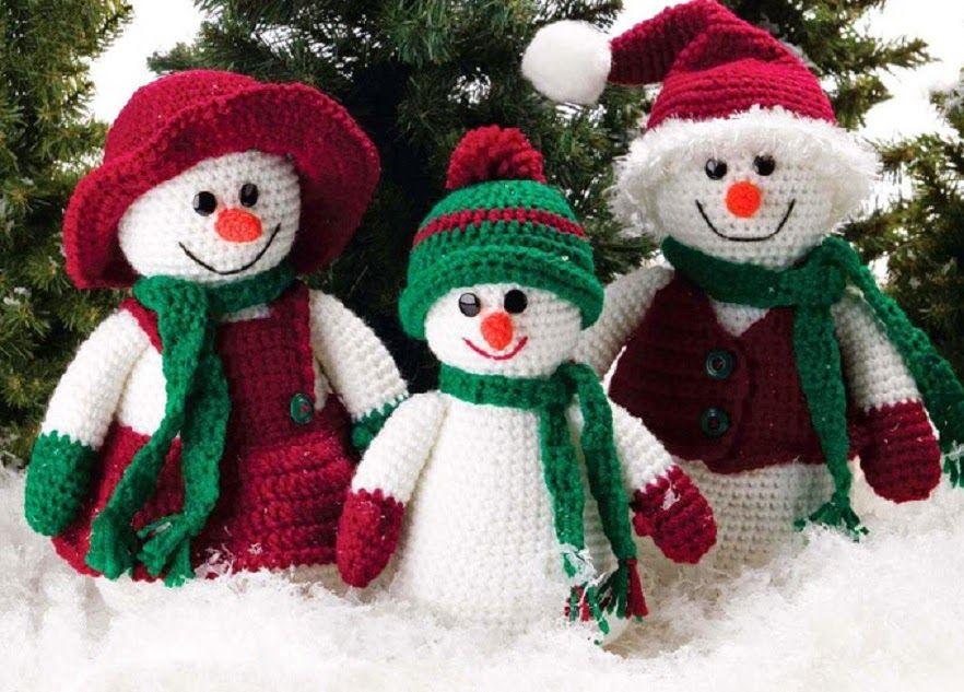 Прикольные снеговики12