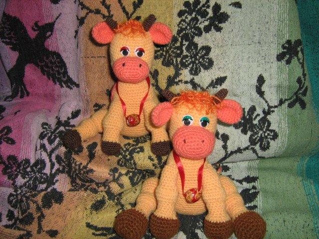 Вязаные бычки 19