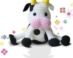 Маленькая коровка 7