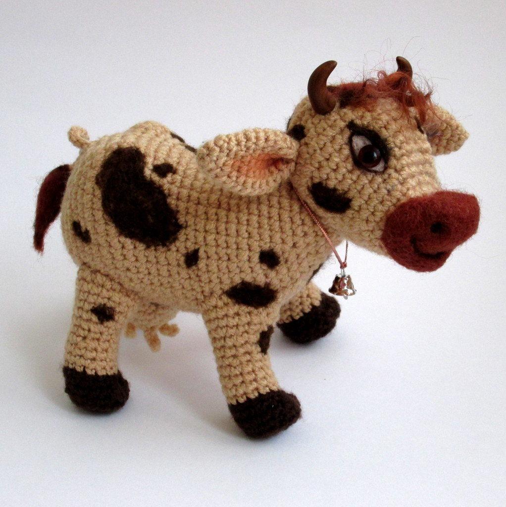 Корова Бурёнка 10