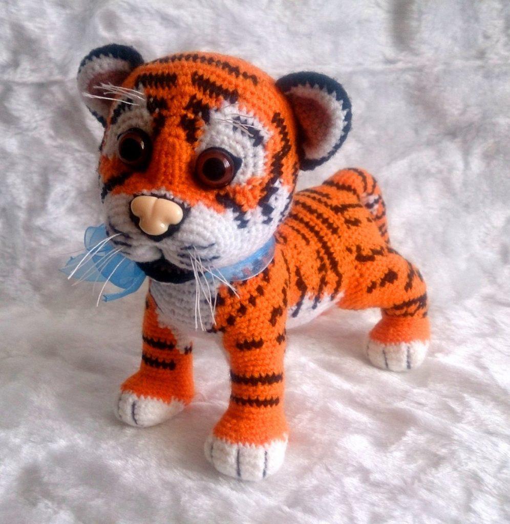 Маленький тигрёнок 9