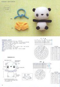Прикольная панда8