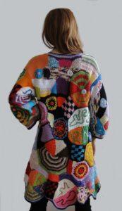 Цветное пальто 20