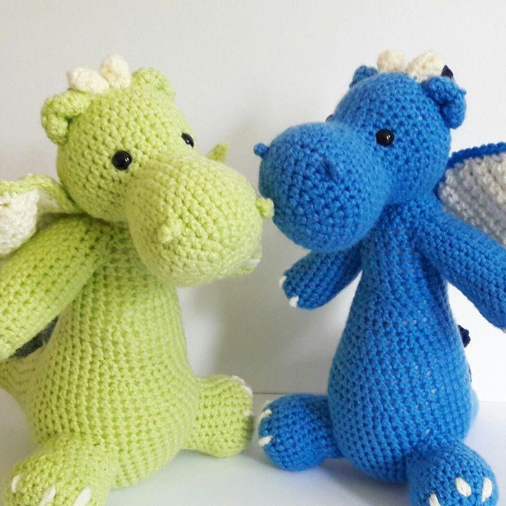 Два дракончика