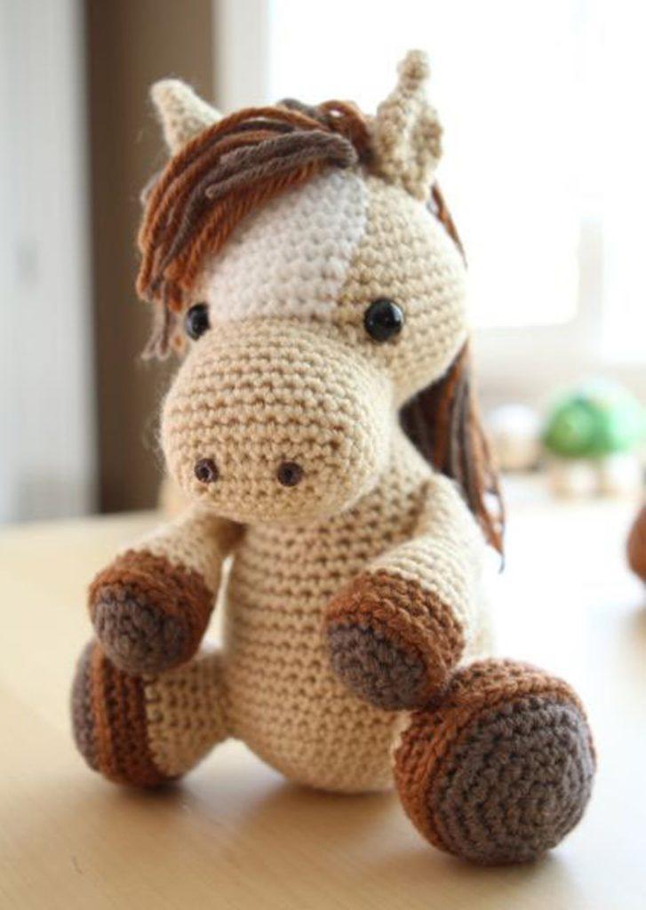 Смешной конь 10