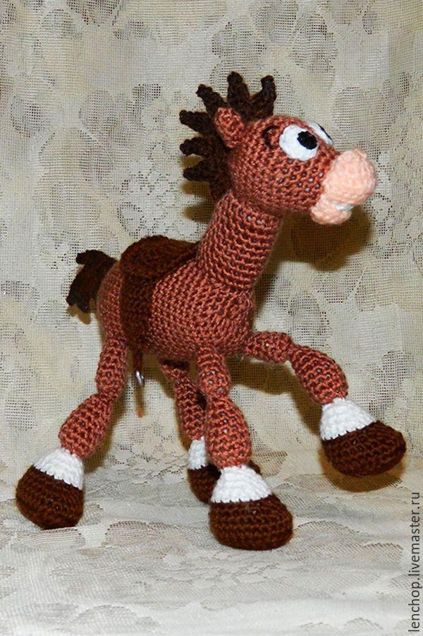 Прикольная лошадка 7