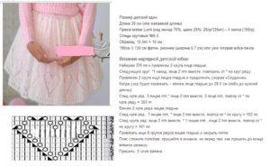 Детская юбка 11